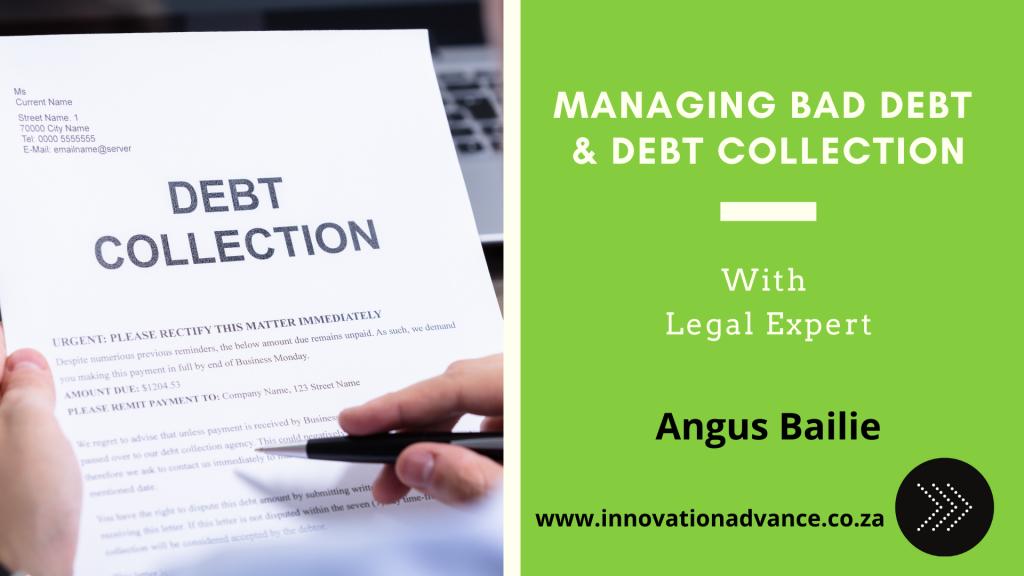 Managing Bad Debt & Debt Collection