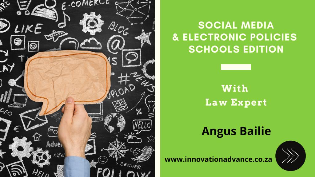 Social Media Policies Schools Edition